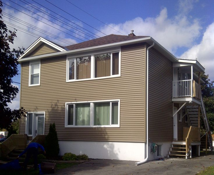 Before And After 1 Windows And Doors Ottawa Siding Ottawa